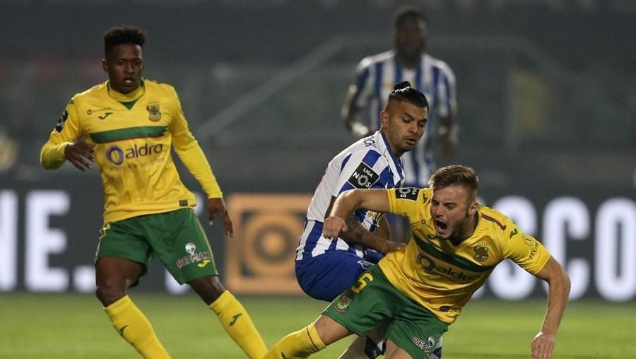 Jogo P. Ferreira - FC Porto