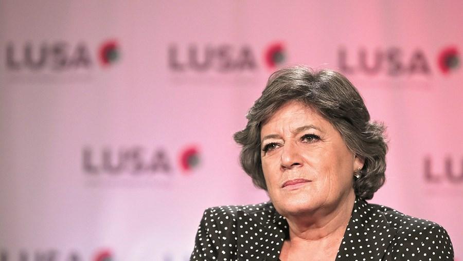 Ana Gomes é candidata à presidência