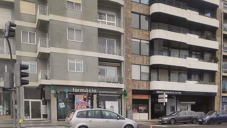 Disparos foram efetuados na rua do Molhe, na Foz, junto à discoteca Indústria