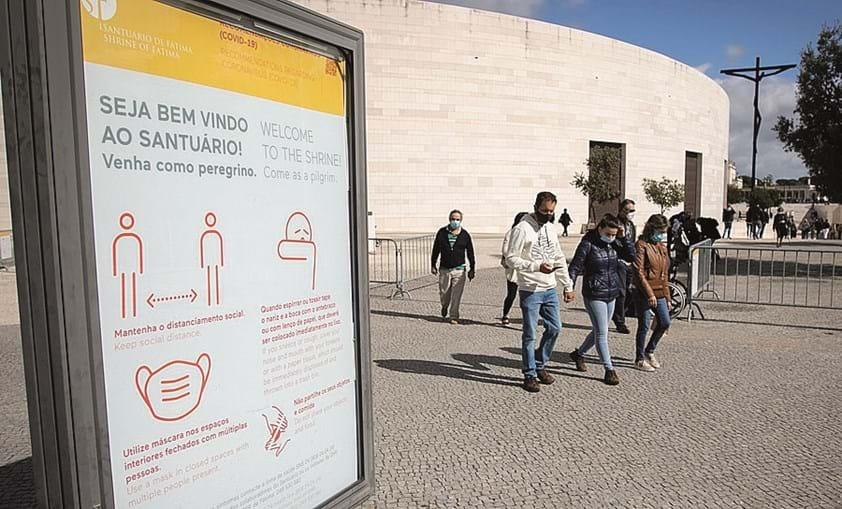 Regras de acesso ao recinto do Santuário de Fátima