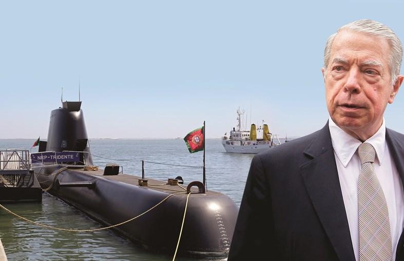 O negócio da aquisição de dois submarinos pelo Estado, em 2004, foi investigado pelo Ministério Público entre 2006 e dezembro de 2014, quando o inquérito foi arquivado por falta de provas