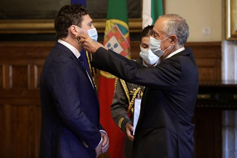 Médico Miguel Abreu recebe Ordem de Mérito do Presidente da República