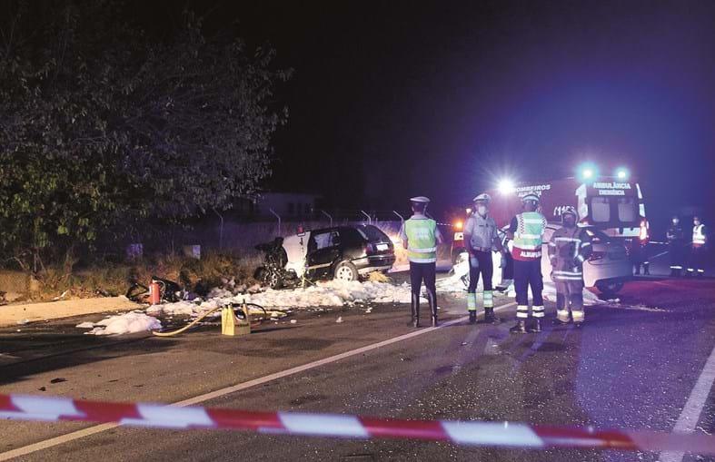 Acidente em Albufeira fez 2 mortos