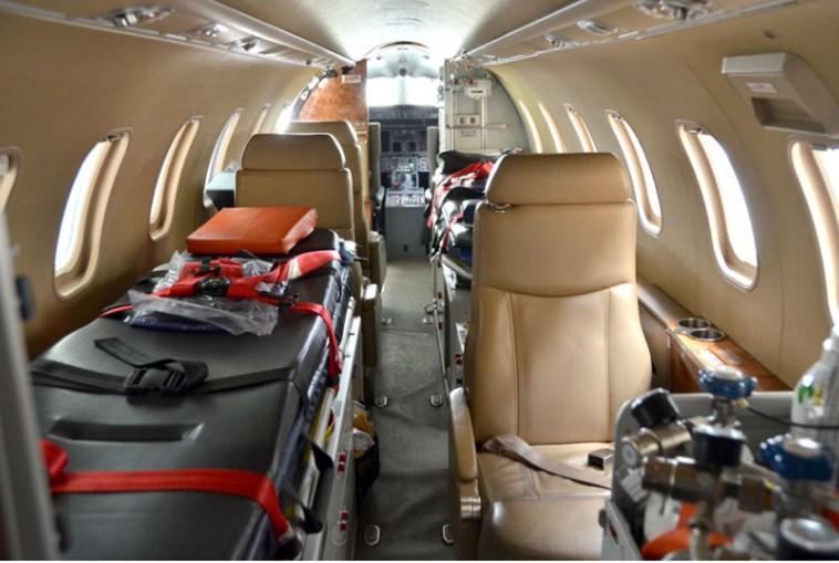 Avião que vai transportar Ronaldo