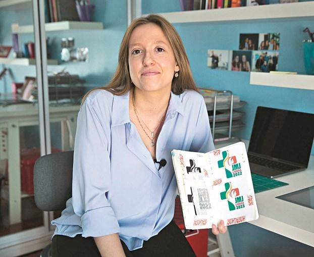 Beatriz Roque Antunes ganhou concurso internacional