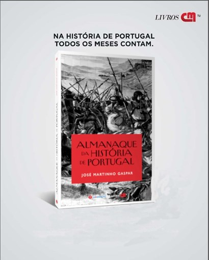 Livro CMTV- Almanaque da Historia