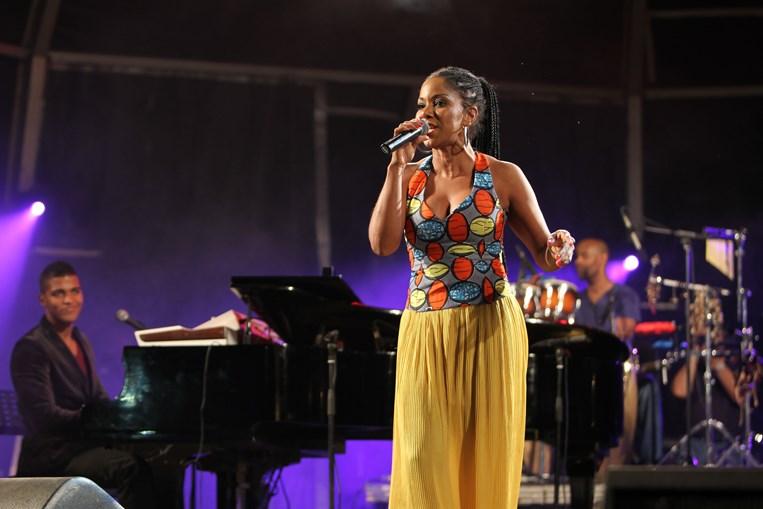 Nancy Vieira canta em Lisboa e em Coimbra no decorrer do festival