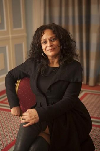 Carla Ferreira, filha de Eusébio