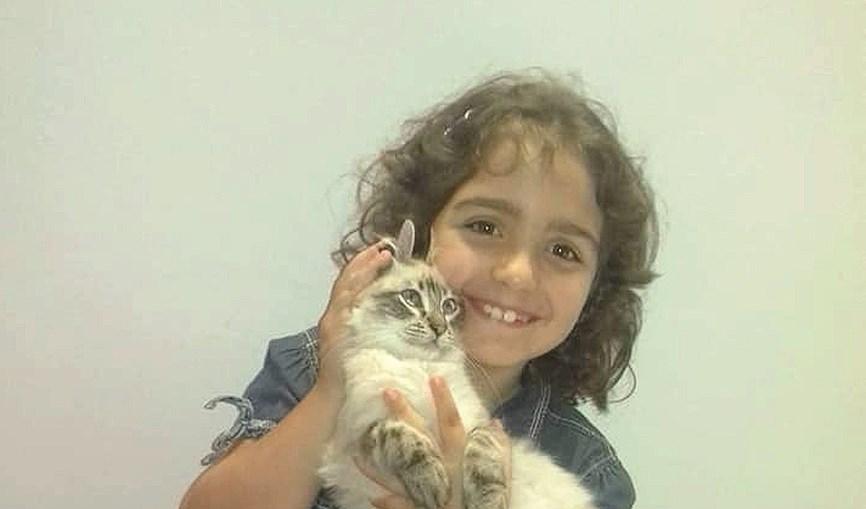 Valentina , de 9 anos, foi assassinada pelo pai e pela madrasta na casa da família, em Atouguia da Baleia, Peniche