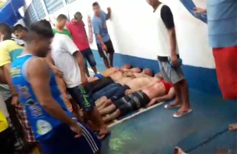 Marcos Paulo da Silva assassinou e mutilou cinco prisioneiros em 2011