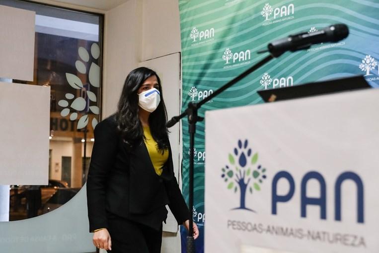 Inês de Sousa Real, líder parlamentar do PAN, anunciou ontem o sentido de voto do partido, depois de a comissão política nacional se ter reunido