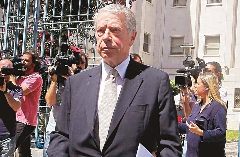 Ricardo Salgado foi presidente do BES e do GES durante 20 anos