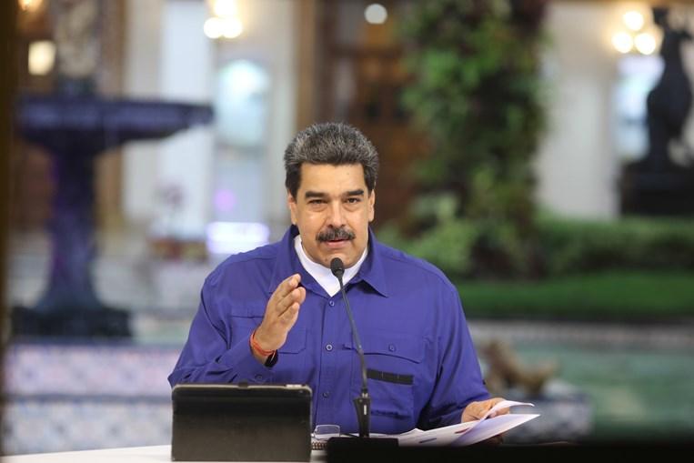 Maduro vai enviar fármaco à OMS