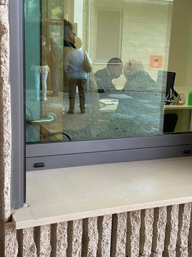 Delegado de Saúde sem máscara indigna população em Vila Viçosa