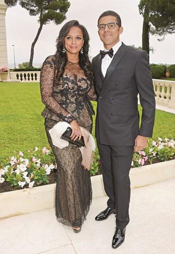 Isabel dos Santos  e Sindika estavam  casados  desde 2002