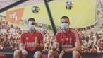 'No Name Boys' dividem-se em três grupos e vigiam polícia para atacar jogadores do Benfica