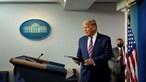 Donald Trump quis atacar Irão na semana passada