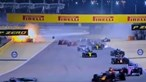 GP do Bahrain de Fórmula 1 interrompido devido a violento acidente de Grosjean