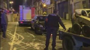 Condutor sem carta foge à PSP durante 7 quilómetros e em contramão