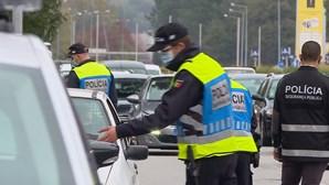 Polícias pedem atualizações diárias das quarentenas