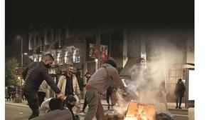 Confinamento deixa Espanha a ferro e fogo