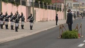 Bandeira a meia haste e minuto de silêncio em Belém pelos mortos pela Covid-19. Veja as imagens