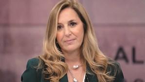 Alexandra Borges sai em guerra com a direção da TVI