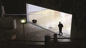 Raide a tiro fere dois rivais na estação de comboios da Amadora