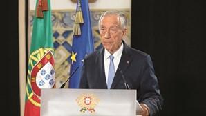 """""""A ideia é não pôr em causa o espírito natalício"""": Marcelo fala em exceção nas medidas do Estado de Emergência para o Natal"""