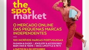 THE SPOT MARKET o novo mercado online com 100 Happy Independent Brands!
