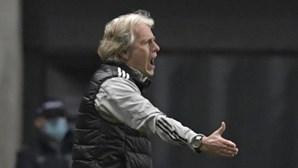 Jorge Jesus teve apenas um voto para o prémio de melhor treinador do Mundo