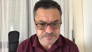 Ex-bispo da IURD em lágrimas fala sobre mulher assassinada pelo filho no Seixal