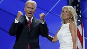 A morte da primeira mulher e da filha bebé e o cancro fatal do filho: Biden, da tragédia ao triunfo