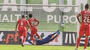 Daniel Guimarães decisivo na vitória do Nacional frente ao Gil Vicente