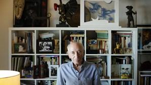 """""""Enorme perda para Portugal"""": As reações à morte do artista Cruzeiro Seixas"""