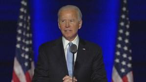 Joe Biden vence estado do Arizona nas presidenciais dos EUA