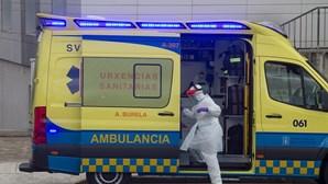 """Espanha deixa de estar em """"risco extremo"""" de infeções por Covid-19"""