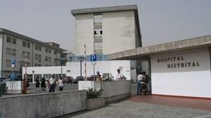 Hospital de Évora com cinco doentes e dois profissionais infetados com Covid-19