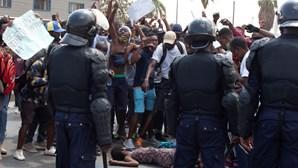 Jovem de 26 anos morre após protesto violento em Angola