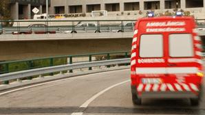 Bombeiros salvam bebé de 13 meses de morrer sufocado em Loures