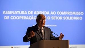 """António Costa pede ação e vigilância contra """"pandemia"""" silenciosa e brutal referindo-se à violência doméstica"""