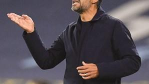 Jorge Mendes resolve futuro de Sérgio Conceição após fim de contrato com o FC Porto