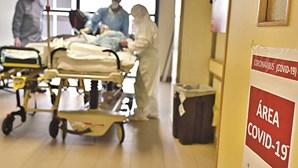Há mais 64 mortos e 4093 infetados por coronavírus nas últimas 24 horas em Portugal
