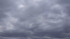 Semana arranca com descida das temperaturas e céu muito nublado