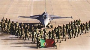 Elite dos ares: F16 lusos na pressão à Rússia