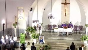 Cerimónias fúnebres de Sindika Dokolo, marido de Isabel dos Santos, em Angola