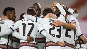 Portugal vence Croácia por 3-2 mas fica pelo caminho na Liga das Nações