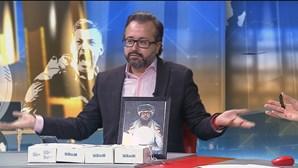 """Vítor Pinto: """"Lucas Veríssimo? O Sp. Braga tinha acordo com o Santos"""""""