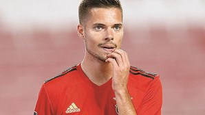 Alemão Julian Weigl futebolista do ano no Benfica