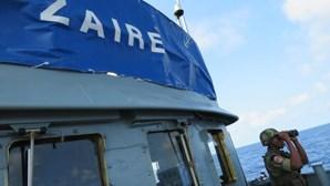 Marinha portuguesa na caça aos piratas em São Tomé e Príncipe